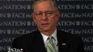 "Face The Nation with Bob Schieffer - Fmr. Secret Service Director insists Cartagena an ""aberration"""