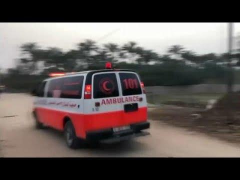 Gaza-Streifen: 6 Tote Palästinenser nach einer Expl ...