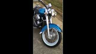 5. Honda Shadow 750 ACE Deluxe