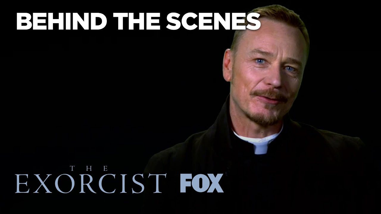 Ben Daniels Talks About His Character Father Marcus | Season 1 | THE EXORCIST