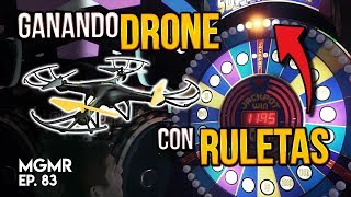 Video Jugamos Ruletas para ganar un Drone - MiniGames en el Mundo Real Ep. 83 MP3, 3GP, MP4, WEBM, AVI, FLV Juni 2019