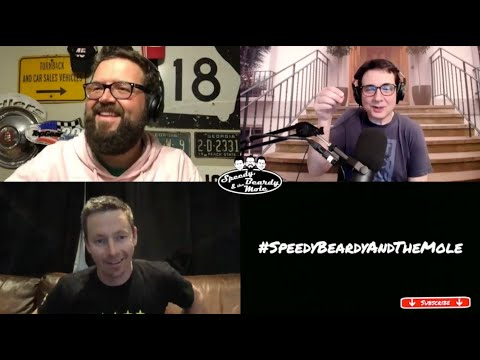#SpeedyBeardyAndTheMole Episode 4  Death Valley