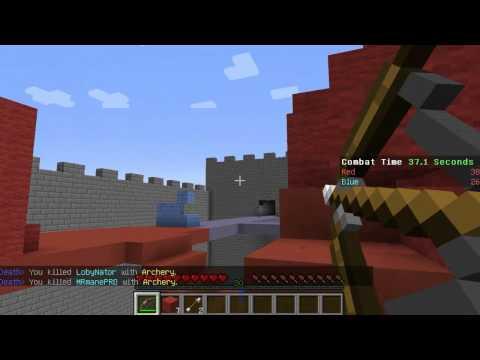 Minecraft Рандомные Мини Игры #3 (Мучачо Свиньи) (видео)