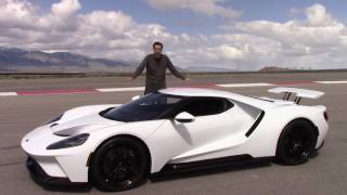 Video Here's Why the 2017 Ford GT Is Worth $500,000 MP3, 3GP, MP4, WEBM, AVI, FLV Juni 2018