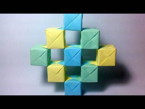 Toy Tutorial - 039 -- Moving Cubes