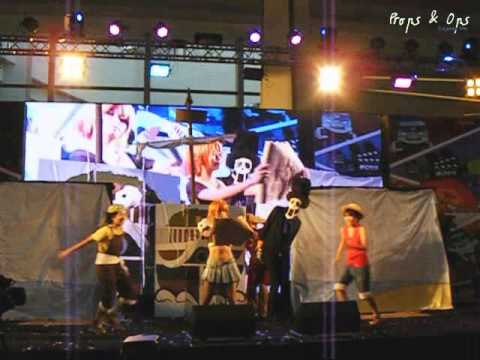 Thailand Comic Con Cosplay Performance Contest Team 12 – One Piece