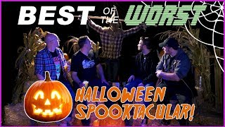 Video Best of the Worst: Carnivore, HauntedWeen, and Black Roses MP3, 3GP, MP4, WEBM, AVI, FLV Januari 2019