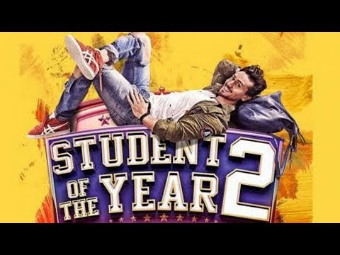 Tiger Shroff's FIRST LOOK From Student Of The Year