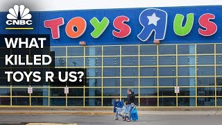 Video The Rise And Fall Of Toys R Us | CNBC MP3, 3GP, MP4, WEBM, AVI, FLV Maret 2018