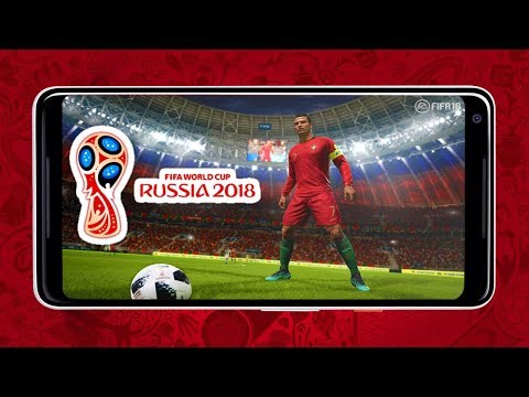 Top 5 FIFA World Cup Games For Android | RUSSIA | 2018