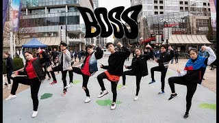 "Download Lagu [KPOP IN PUBLIC VANCOUVER] NCT U (엔시티): ""BOSS"" Dance Cover [K-CITY] Mp3"