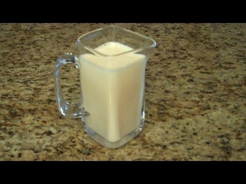 French Recipe: How to Make Your Own Homemade French Vanilla Coffee Creamer