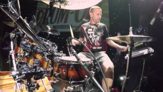 Download Lagu Brandon Zackey - Guitar Center 27th Annual Drum-Off Finalist Mp3