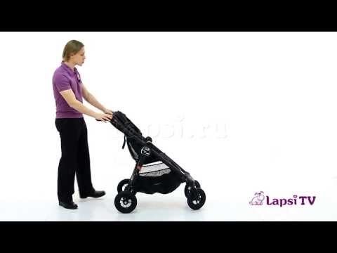 Прогулочная коляска Baby Jogger City Versa (Бэби Джоггер Сити Верса)