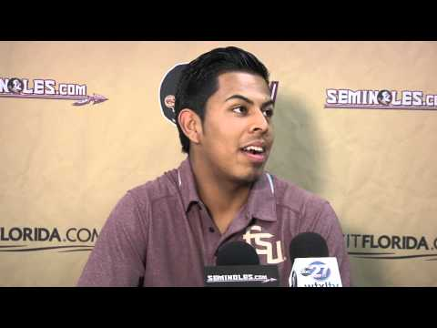 Roberto Aguayo Interview 12/3/2014 video.