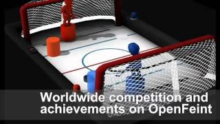 Table Hockey HD YouTube video