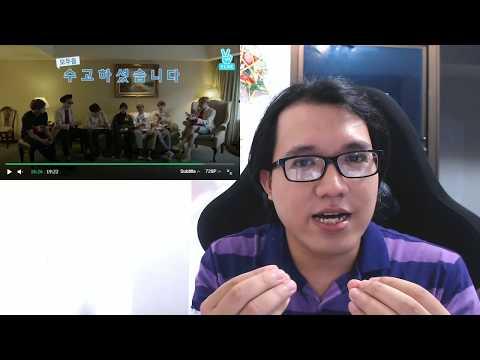 BTS - Spine Breaker MV Reaction - A Typical Guy