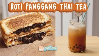 Video ROTI PANGGANG THAI TEA | BONUS RESEP THAI ICED TEA | TANPA OVEN TANPA KUKUSAN #5 MP3, 3GP, MP4, WEBM, AVI, FLV Januari 2019