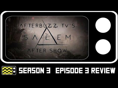 Salem Season 3 Episodes 1 - 3 Review & After Show   AfterBuzz TV