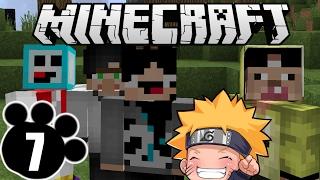 Video Minecraft Adventure Indonesia - Bertemu Naruto di Neraka! ft. 4Brothers (7) MP3, 3GP, MP4, WEBM, AVI, FLV Desember 2017