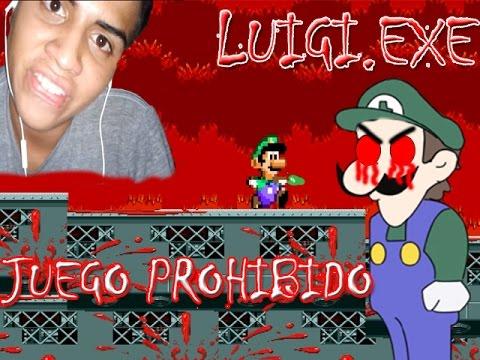 JUEGO TERRORIFICO - LUIGI.EXE - Paarla