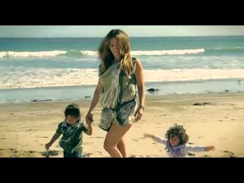 Jennifer Lopez in the new Gucci Children's Campaign: Behind the Scenes