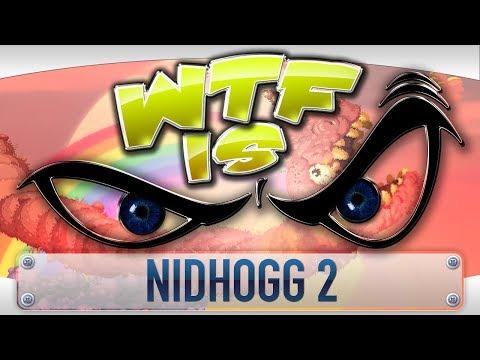 Reddit wtf - WTF is... - Nidhogg 2 ?