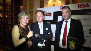 VIDEO - INTERVISTA A VINCENZO CIRASOLA E STEFANO GENTILI, ENTRAMBI PREMIATI ALL'AWARD ITALY PROTECTI