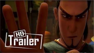 Little Door Gods  | Trailer #2 | Animation Movie