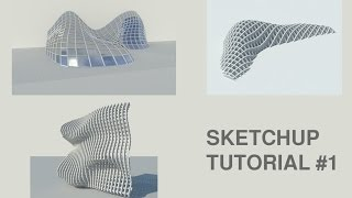 Video Sketchup Tutorial #1 MP3, 3GP, MP4, WEBM, AVI, FLV Desember 2017