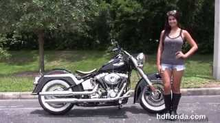 4. Used 2010 Harley Davidson Softail Deluxe Motorcycles for sale