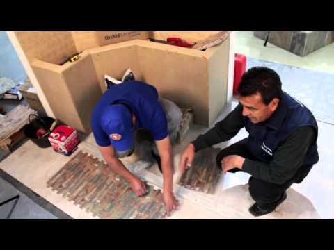 Aprende a instalar Fachaletas Corona Colombia