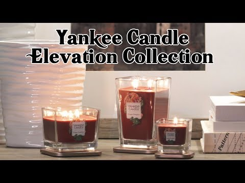 Yankee Candle Elevation Collection First Look | New for 2018 | US & UK Release