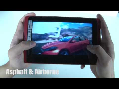 Acer Iconia b1-720 gaming test