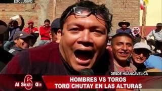Download Lagu Hombres vs. Toros: La fiesta del Toro Chutay desde Huancavelica Mp3