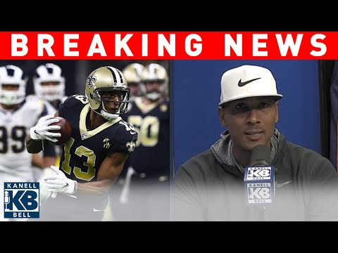Video: Saints make Michael Thomas the highest-paid WR in NFL history | Breaking News | Kanell & Bell