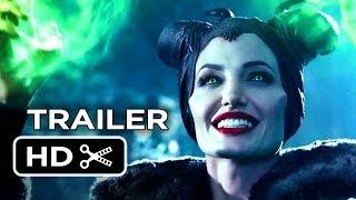 Maleficent Official Dream Trailer  2014    Angelina Jolie Disney Movie Hd