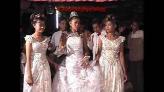 Khmer Culture - Sokhak (--Nak--) Wedding In Srok Khmer