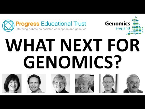 What Next for Genomics? Providing Answers, Changing Lives, Transforming the NHS