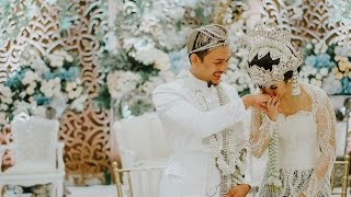 Reza & Indyra  Sundanese Wedding, Shangri-la Hotel Jakarta  Traditional Wedding Videography