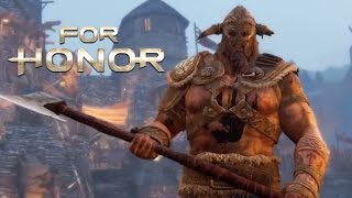 "New ""For Honor"" Trailers"