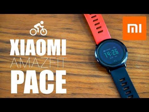 Xiaomi Amazfit Pace Akıllı Spor Saati İncelemesi [4K]
