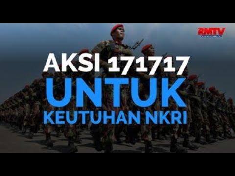 Aksi 171717 Untuk Keutuhan NKRI