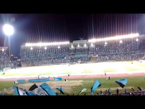 Recibimiento de Belgrano vs RiBer plate 14/02/16 - Los Piratas Celestes de Alberdi - Belgrano