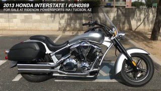 6. 2013 Honda Interstate For Sale in Tucson AZ 520-579-3939 | RideNow Powersports on Ina #UH0269