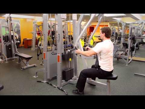 Ролик фитнес-клуба Energy