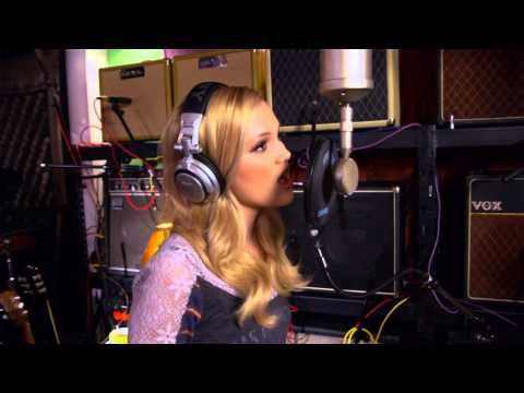 Disney Nature's Bears: Olivia Holt Behind the Scenes of the Movie Music