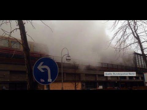 Berlin: Bahnhof Zoologischer Garten nach Brand evak ...
