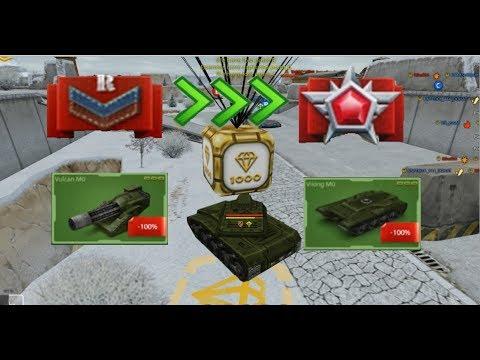 Tanki Online Road to legend #1 By B0uslim