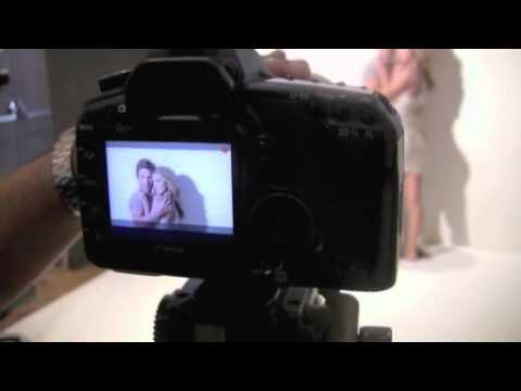 Behind the Scenes with Audrina Patridge & Kevin Zegers for Curve Appeal Fragrance